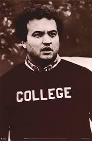 john belushi college poster