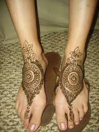 mehndi henna tattoo