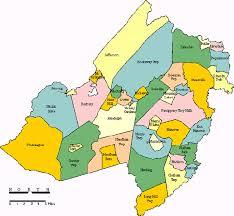 morris county map