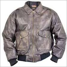 brown bomber jackets