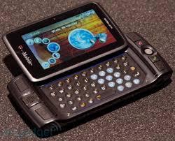 phones like the sidekick
