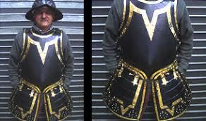 conquistador armor