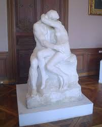 rodin the kiss sculpture