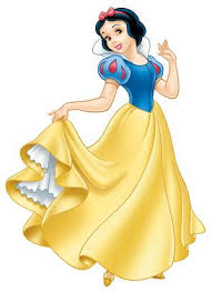 characters of snow white