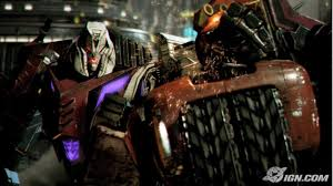 Transformers: War For Cybertron PS3 Cheats
