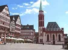 frankfurt tourist attractions