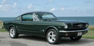 mustang classic cars