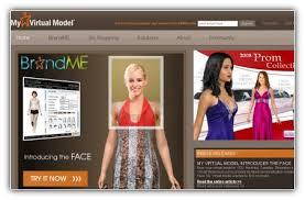 my virtual model