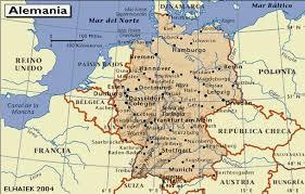 posicion geografica de europa