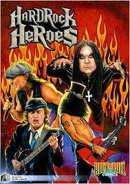 hard rock comics