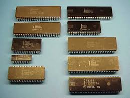 microprocessor chips