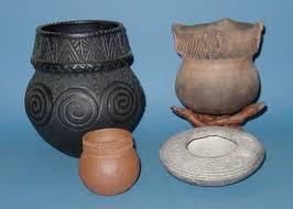 iroquois pottery