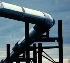 gas pipeline project