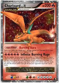 lvl x pokemon cards