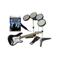 rock band bundle