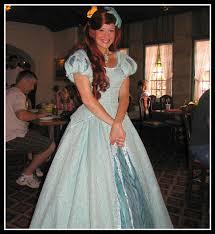 ariel disney costume