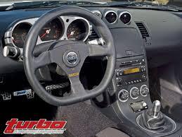 2004 nissan 350z interior