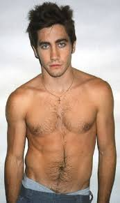 jake gyllenhaal no clothes