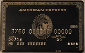 american express titanium card