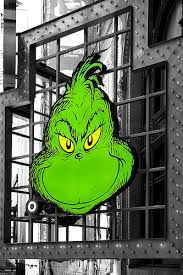 grinch decoration