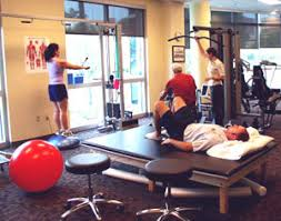 physical therapy offices