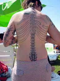 anatomical spine