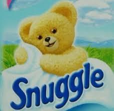 fabric softener bear