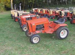 case 210 tractor