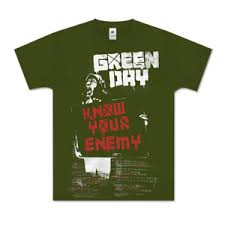 greenday tshirts