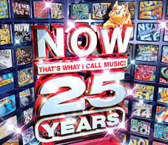 now 25 years cd