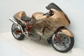 custom hayabusa bikes