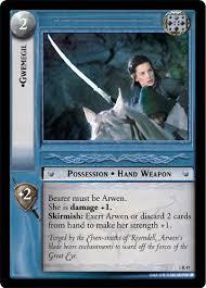 arwens sword