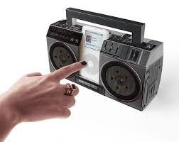 boom box speaker