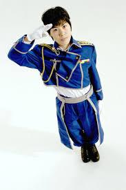 cosplay roy mustang