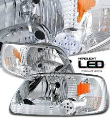 ford expedition head lights