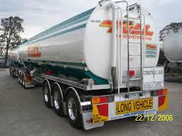 fuel tankers