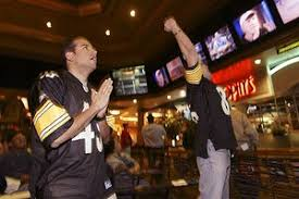 steelers sports bar