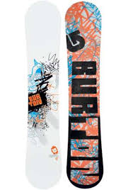 all burton snowboards