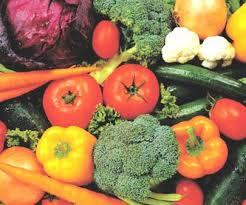 high fiber vegetable