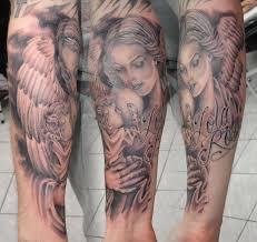 angel and cherubs