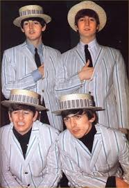 beatles hats