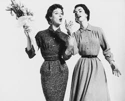 fashion of 1950s