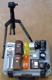 forensic photography equipment