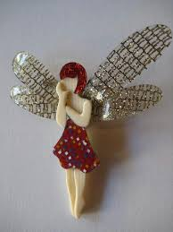 fairy brooches