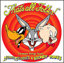 loony tunes thats all folks