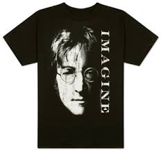john lennon tshirts
