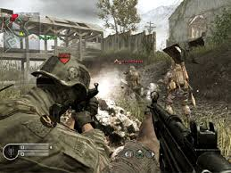 call of duty 4 video games