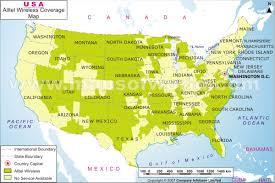 alltel coverage map