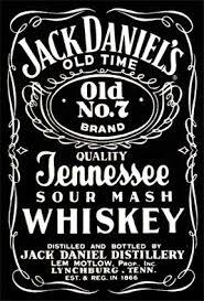 jack daniels poster