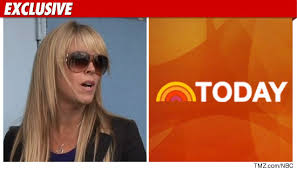 Dina Lohan -- Today Show